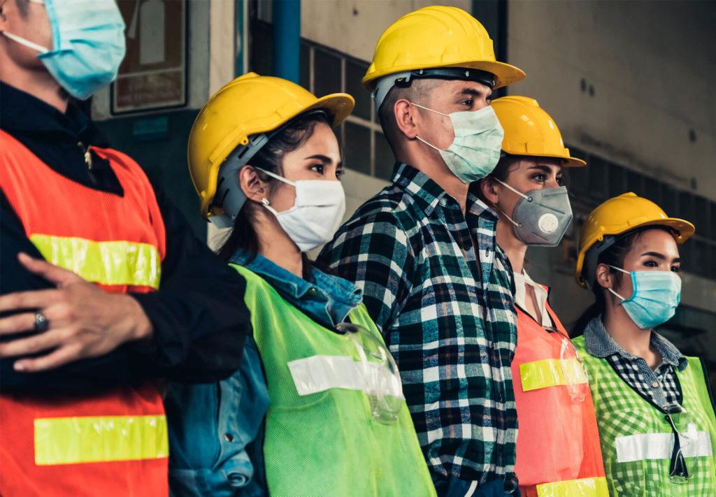 lineamientos tecnicos de seguridad sanitaria en el entorno laboral