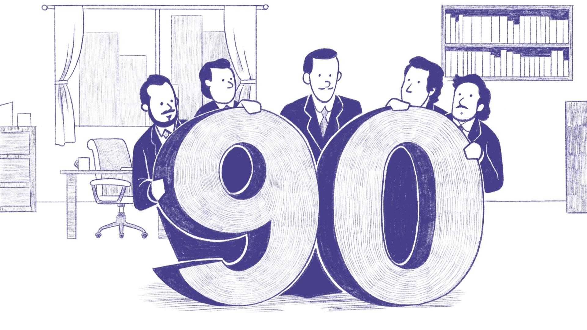 90 anos de trayectoria yllanes ramos