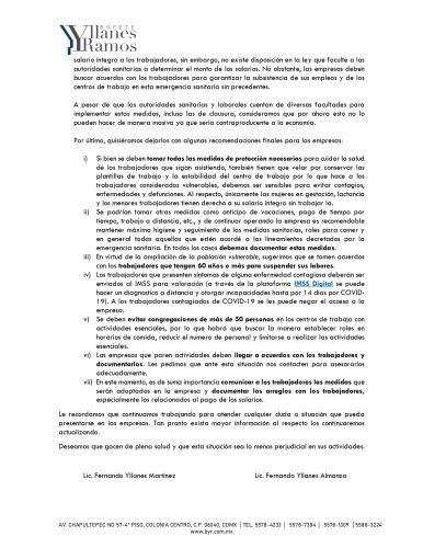 declaracion de emergencia sanitaria por covid 4