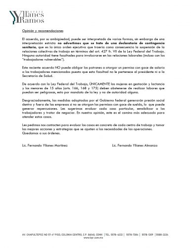 medidas preventivas del gobierno federal contra el covid 2