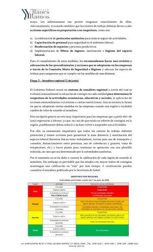 plan nacional reapertura de actividades 2
